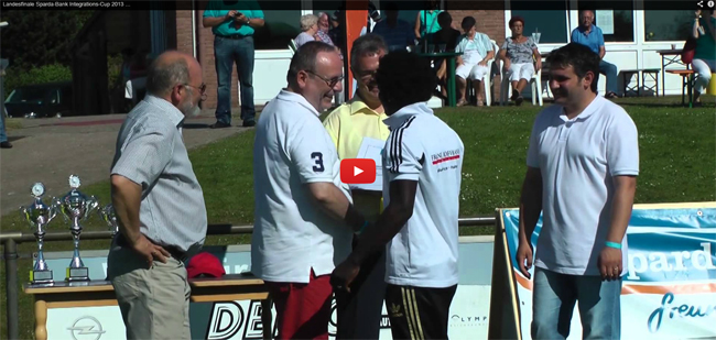video integrationscup2013
